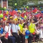 竹市議會辦國慶嘉年華遊行 2千民眾粉墨登場爭奇鬥豔