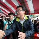 頻打院長、總統牌 姚文智:有信心提升民調,衝到35%就在勝選邊緣