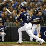 MLB季後賽》釀酒人投手狙擊克蕭 史上第3位開轟的後援投手