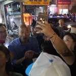 「韓流」打亂國民黨台中大造勢  「哈韓」民眾追人追到廁所