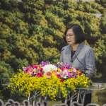 蔡總統:台灣是頗具規模實力國家 要對自己有信心