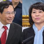 TVBS嘉義市長民調 推估涂醒哲得票率險勝黃敏惠1個百分點