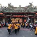 台南參拜宮廟 蔡總統:應給宗教足夠自主空間