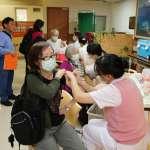 流感重症124人創5年同期次高 逾9成沒打疫苗