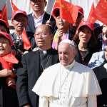 教宗的兩岸選擇題:台灣中國都邀方濟各訪問,梵蒂岡步步為營