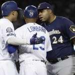 MLB季後賽》馬查多跑壘小動作多 葉力奇痛批:骯髒
