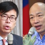 高雄市長選舉》民進黨英派智庫最新民調:陳其邁領先韓國瑜7.3%