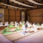 臺韓音樂文化瑰寶 連袂演出傳統音樂之美