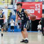 籃球》盧冠軒對於挑戰SBL第一年 自認表現勉強及格