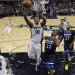 NBA》新刺王德羅森買不到自己球衣 原來都被熱情球迷掃光了