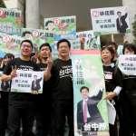 台中市長選戰林佳龍2號 張廖萬堅:也許是天意