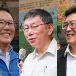 台灣民意基金會民調》「liar」指控打不倒他!柯文哲信任度40%,遠勝丁守中、姚文智