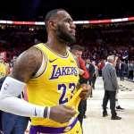 NBA》《紐約時報》專訪 詹皇:湖人戰績要好需要耐心