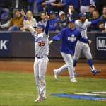 MLB季後賽》道奇靠兩轟挺進世界大賽 貝林格最年輕國聯MVP