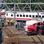 普悠瑪翻車》林濁水:擴建高鐵,不如改善貧苦台鐵系統