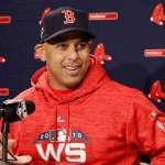 MLB季後賽》紅襪只登錄11名投手 教頭:希望多帶1名捕手