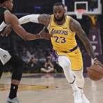 NBA》詹姆斯關鍵三分續命 錯失罰球無緣首勝