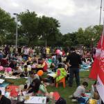 三商美邦「樂活彩繪」全省吸引超過萬名親子參與 現場洋溢幸福氣氛,親子關係更加緊密