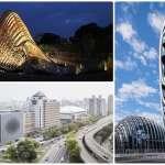 臺灣的驕傲!遍佈全台的這七項「世界級」建築,全都入圍建築奧斯卡!