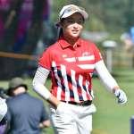 高球》台灣女子高球的未來 14歲吳佳晏表現驚豔四座