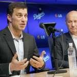MLB季後賽》道奇幕後操盤手弗里曼運營有方 克蕭:他讓我們每年都取得巨大勝利