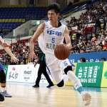 籃球》林志傑高效率演出 廣廈笑納開季3連勝