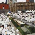 與巴黎齊名!台灣首場國際白色野餐將點亮「最大仙女棒」