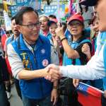 「柯文哲回去當醫生就好!」丁守中掃街衝票:國民黨有最好的團隊能替台北打拚