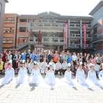 竹市新校園運動啟動 林智堅見證母校「學英樓」啟用