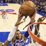 NBA》林書豪出賽時間創本季新低 老鷹慘敗76人