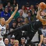 NBA》飆風玫瑰再現! 羅斯締造50分生涯新高流下英雄淚