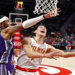 NBA》林書豪轟23分本季新高 但老鷹遭到國王海虐31分