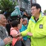 力催綠營基本盤 民進黨市議員選將跳出來當「柯黑」
