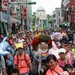 反空污大遊行》5000人上凱道 國民黨踴躍參與 民進黨缺席挨批