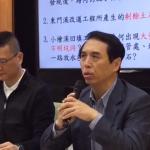 控桃市府官商勾結圖利6億元 陳學聖:若所言不實歡迎鄭文燦提告