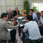 荷蘭企業參訪台糖 國際循環經濟交流