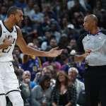 NBA》爵士防守效率不若以往 全是聯盟更注重進攻惹的禍?