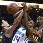 NBA》林書豪對陣老東家黃蜂 替補砍19分仍吞敗