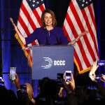 「選後將是美國嶄新的一天!」聯邦眾議院下一屆議長裴洛西:要讓執政者承擔自己的錯誤