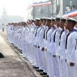 水兵服藍披肩有什麼用?海軍上網解密