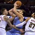 NBA》小加索關鍵兩罰命中 灰熊斬斷金塊5連勝