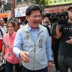 台中市長選舉》三立最新民調:花博滿意度高!林佳龍領先盧秀燕達兩位數