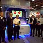 高捷推動AI智能車站計畫 萌啵啵機器人駐站服務