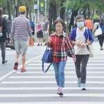 出門記得戴口罩!環保署預告18日空氣品質亮橘燈