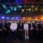蔡英文出席高雄世界電競賽:高雄加油,台灣加油!