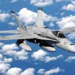美軍一架F/A-18「大黃蜂」戰鬥攻擊機墜入菲律賓海!