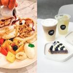 蛋糕、千層派比咖啡更搶戲!嚴選7間大台北最強「咖啡廳美食」,捷運都能直達超方便