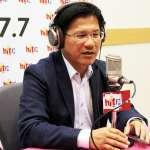 盧秀燕找韓國瑜站台 林佳龍諷:找「韓流」助陣就淪為B咖