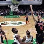 NBA》開打一個月 手感最火10大球星(6到10名)