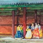 王學呈專欄:日本底蘊  韓國風韻
